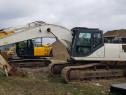 Excavator pe senile CASE CX 350 C