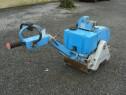 Inchiriere cilindru compactor Weber DVH 550