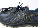 Adidasi Trail Running Noi Asics marimea 40,5