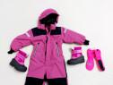 Overall, combinezon Everest salopeta ski, ghete zăpadă Sorel