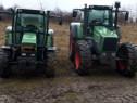 Tractor Fendt 309c și Fendt 816 lsa.
