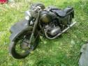 Motocicleta IJ 56 cu atas