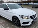 Mercedes c200, 2.0 benzina ,184 cp , at, 2018