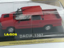 Macheta Dacia 1307 King Cab 2006 - DeAgostini 1/43