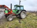 Tractor Deutz cu frontal