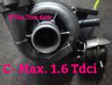 Turbina C - Max 1.6 tdci