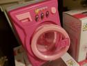 Masina de spalat muzicala cu lumini jucarie pentru fete copi