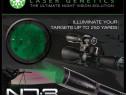 Lanterna laser genetics nd3 sub-zero 1xcr123a