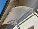 Copertina modulara din policarbonat solid Napoli 1000x1000mm