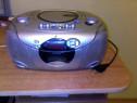 Radiocasetofon cu cd alba
