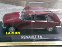 Macheta Renault 16 1965 - DeAgostini Masini de Legenda 1/43