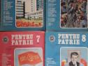 Lot 20 reviste Pentru Patrie din anii 1988 si 1989 / R7P5F