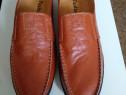 Pantofi bărbați din piele naturala măsură 43.