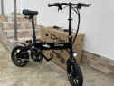 Bicicleta electrica pliabila,putin folosita.