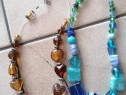 Colecția colier sticla murano