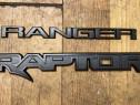 Monograma scris Ford Ranger 3 III mk3 2011 - 2020 Raptor