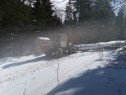 Tractor forestier mercedes