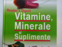 Reader`s readers digest vitamine, minerale si suplimente