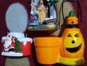 Lot bibelouri de Crăciun si Halloween transport gratuit