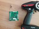 Kit telecomanda pistol  si placa electronica Flytec Pro/V500