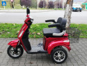 Tricicletă Electrica - Voltarom M4 - 2500 W, autonomie 50km