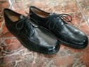 Pantofi din piele naturala, marca SIOUX, masura 42