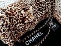 Geanta Chanel animal print editie limitată import Franta