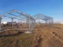 Structura hala metalica la cheie noua completă 10x15