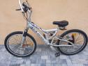 Bicicleta Cyco Cadru de Aluminiu