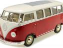 Macheta Volkswagen VW T1 Bus 1963 - Welly 1/24