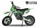 Motocicleta electrica pentru copii Eco Gazelle 500W #Verde