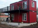 Case garaje containere modulare cabane 16x5