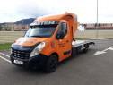 Auto platforma Renault Master 2013 euro 5 AC inm RO 2020