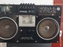 Radio casetofon rusesc Oreanda PM-203C , FUNCTIONEAZA .