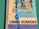Limba română *manual pentru clasa i *1967/ ilustrații angi