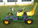 Moto ATV Kart 107 CC copii 6 - 12 ani