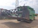 Combina John Deere 2056, AC, header 5,5 m +echipament floare