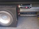 Subwoofer,condensator,statie+fire tot chitu