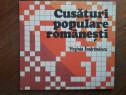 Cusaturi populare romanesti - Virginia Smarandescu / R4