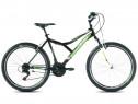 Bicicleta cu motor 2T 52cc Capriolo 26 Diavolo 600 FS green