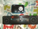 Dublu casetofon și radio Akai