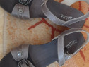 Sandale piele Softclox
