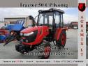 Tractor 50 CP nou cu cabina 4x4