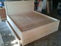 Pat mobilier lemn masiv