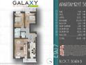 Apartament 3 camere decomandat, 83 mp, 10 min Metrou Berceni