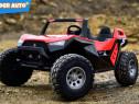 UTV electric pentru 4 copii Kinderauto SX1929 24V 4x75W RED