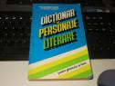 Dictionar de Persoane Lierare pt. Gimnaziu si Liceu - 1995
