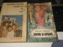 Lot 2 romane de Margarita Liberakis si Gaston Pradeau '1990