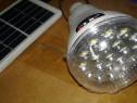 Lanterna , bec cu încărcare solara