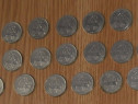 Lot 20 monede 25 bani 1966